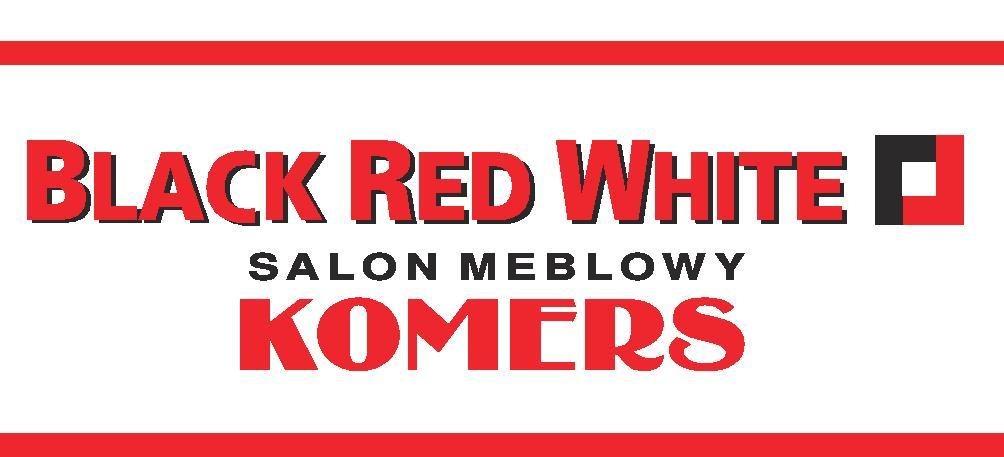 Black Red White-Salon Meblowy Komers