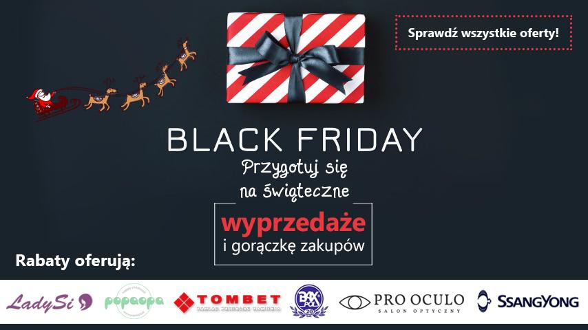 d99e95df57c240 Każdego roku do Black Friday w Polsce przystępuje coraz więcej sklepów.  Oprócz marek modowych i galerii handlowych na zniżki decydują się także w  wielkich ...