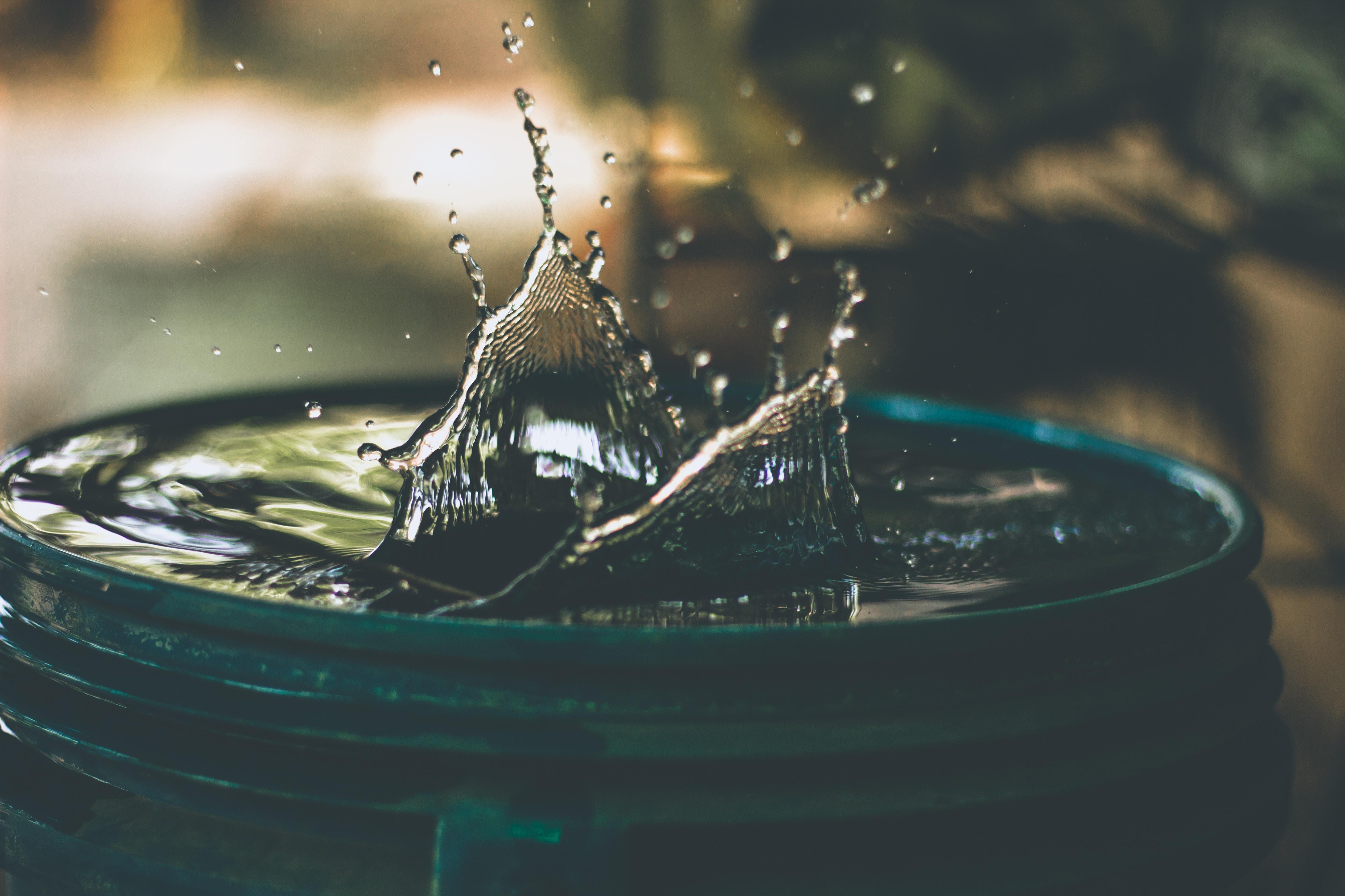 Zróżnicowanie jakości wody